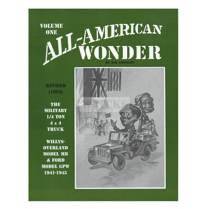All American Wonder Volume One By Ray Cowdery