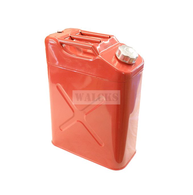 Generic Jerry Can Red