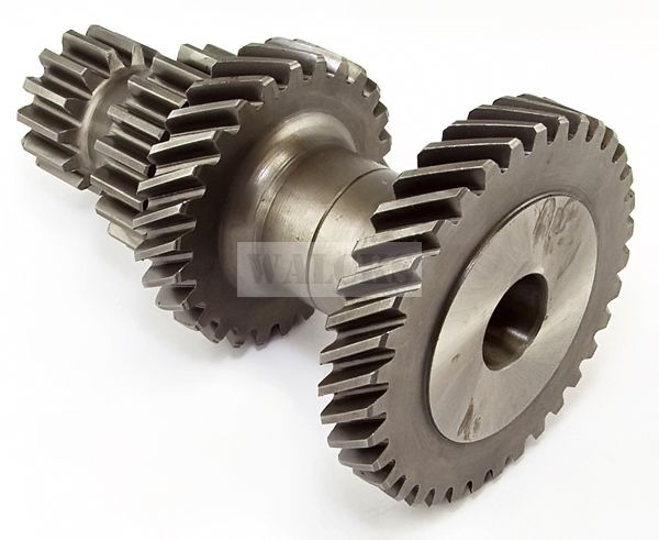 Cluster Gear Late With Low First Gear T-90 1966-1971