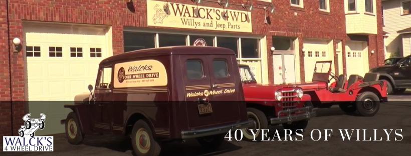 Willys Jeep Parts Willys Jeep Restoration Walcks4wd