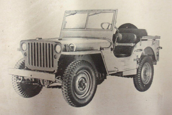 Willys Jeep Parts Willys Jeep Restoration Walcks4wd