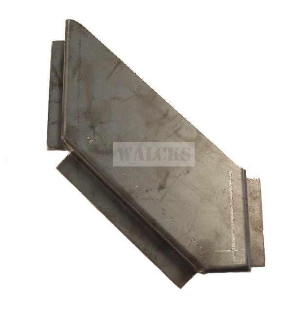 Top Bow Storage Bracket Rear Passenger Side 1948 CJ2A Only