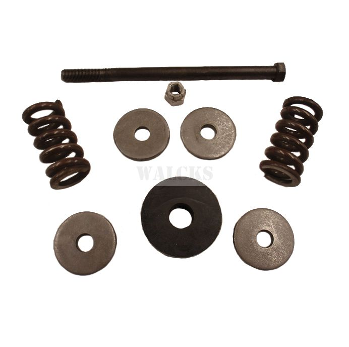 Rear Cab Mount Spring And Bolt Kit 1947-1964 Pick Up Truck, FC