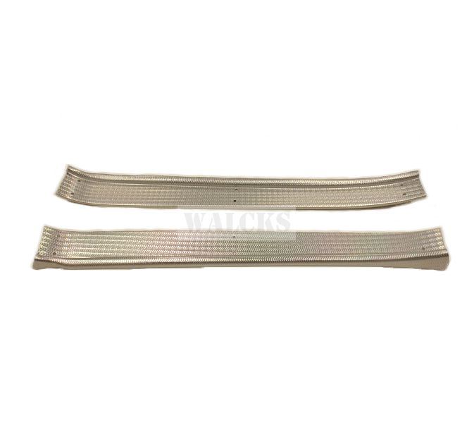 Rocker Panel Sills Set Jeepster 1948-1951