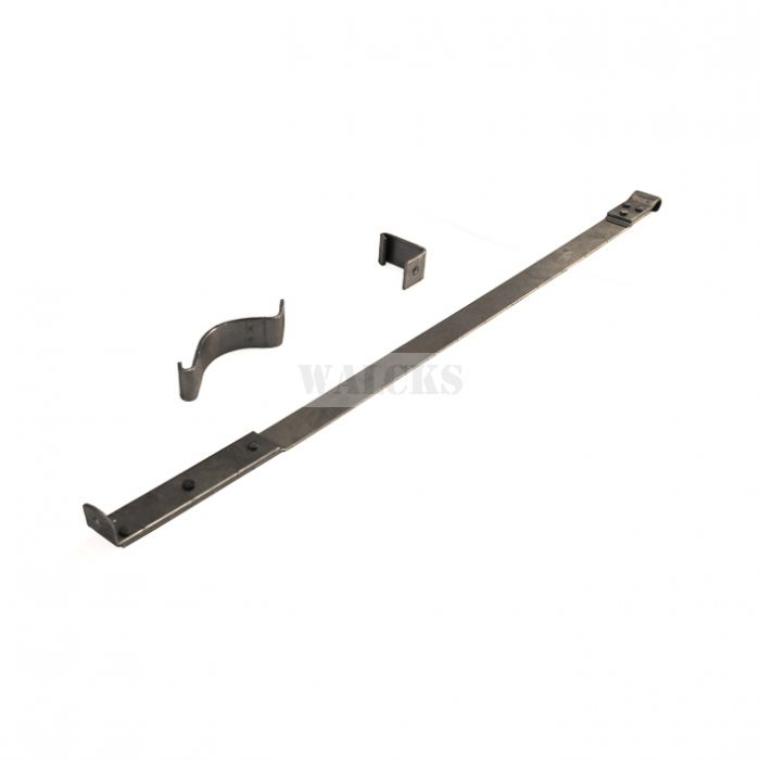 Gas Tank Strap 3 Piece Kit M38