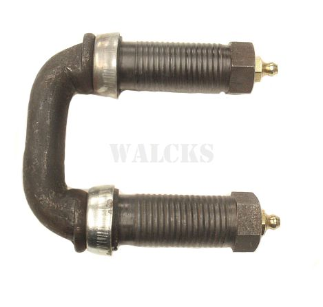 U Bolt Shackle RH Hand Thread Greasable Style