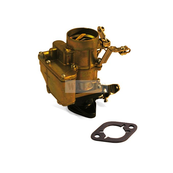 YF Carburetor Rebuilt 4 Cylinder F Head Pick Up Truck, Station Wagon, Sedan Delivery, Jeepster