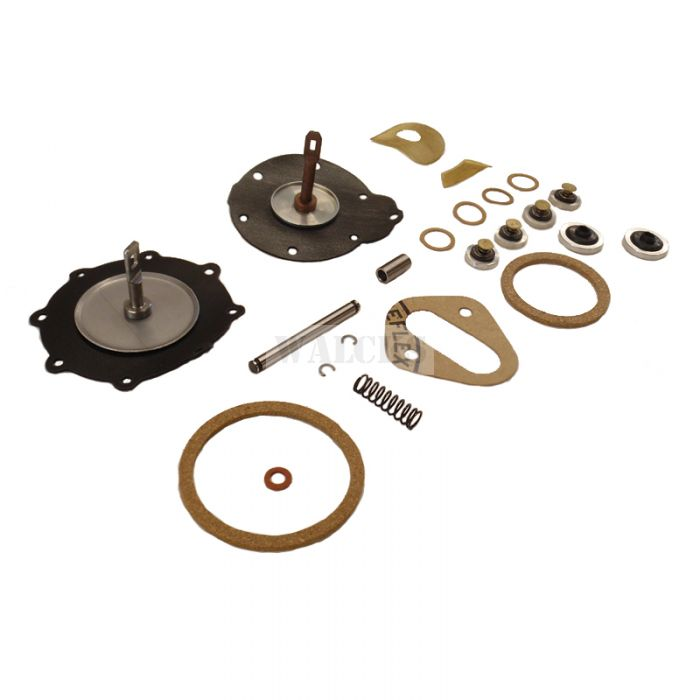 Fuel Pump Kit 161 6 Cylinder With AC 9245 Or 9074 Fuel Pumps