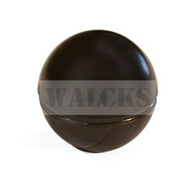 Column Shift Knob Black 1945-1969 For All Models With Column Shift