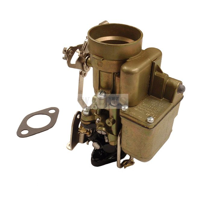 W-O Carter Carburetor Rebuilt MB, GPW, CJ2A, CJ3A, Pick Up Truck, 4WD Station Wagon