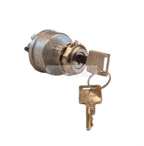 Ignition Switch With Key Start Original Style With Notch