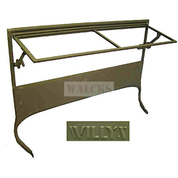 Windshield Frame Willys Stamped 1945-1949 CJ2A