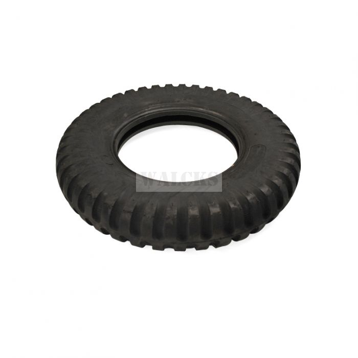7:00X16 Military Tire Rounded