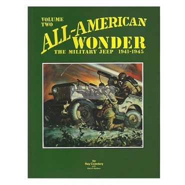 All American Wonder Volume Two By Ray Cowdery