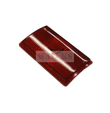 Lens Tail Light Right 1953-1963 Station Wagon
