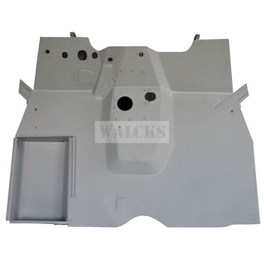 Floor Panel Assembly Front MB, GPW