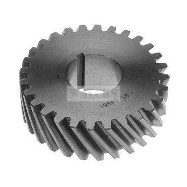 Crankshaft Gear Late L & F Head 4 Cylinder