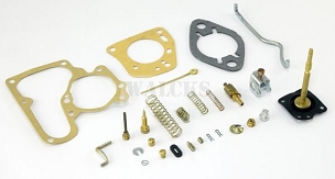 Carburetor Kit Master CJ3B, CJ5, CJ6