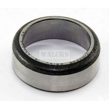 2WD Inner Wheel Bearing Race Planar Type 1946-1955 2WD Station Wagon, 2WD Sedan Delivery, Jeepster
