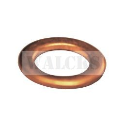 Copper Washer Brake Hose At Tee Fitting or Wheel Cylinder