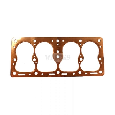 Copper Cylinder Head Gasket L Head 4 Cylinder
