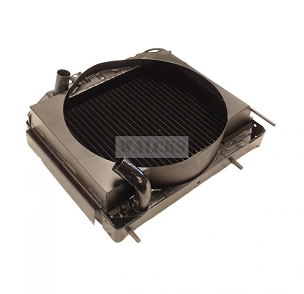 Radiator Best Quality MB, GPW, CJ2A, 1949 CJ3A, Early Truck, Early 4WD Station Wagon