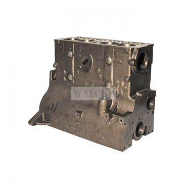 New Bare Engine Block L Head 134 4 Cylinder Gear To Gear Style