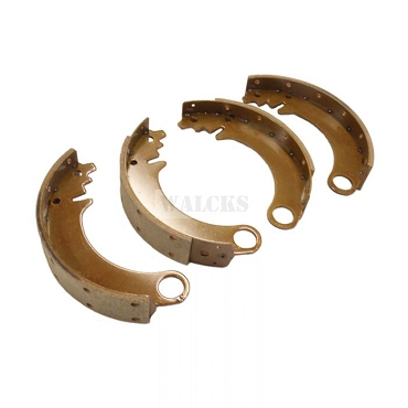 Brake Shoe Set Front or Rear MB, GPW, CJ2A, CJ3A, M38