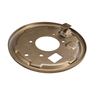 Emergency Brake Backing Plate 1945-1971 All Models With Transfer Case Brake (Internal Shoes)
