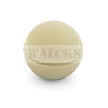 Column Shift Knob Ivory 1946-1969 For All Models With Column Shift