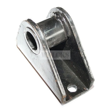 Bracket Shackle Late Style Non-Greaseable CJ3B, CJ5, CJ6, Truck, Wagon, Sedan Delivery