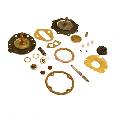 Fuel Pump Repair Kit CJ3A, 4 Cylinder Pick Up Truck, Station Wagon, Sedan Delivery, Jeepster AC 9306 & AC 7409