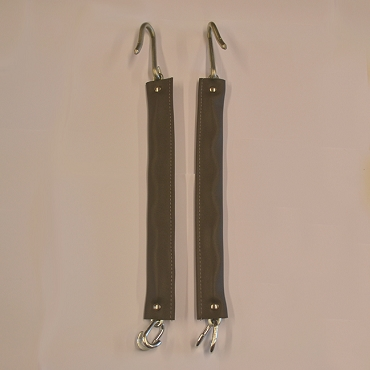 Tailgate Chain Set With Dark Grey Covers USA made