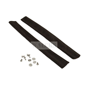 Tail Gate Chain Cover Set Black