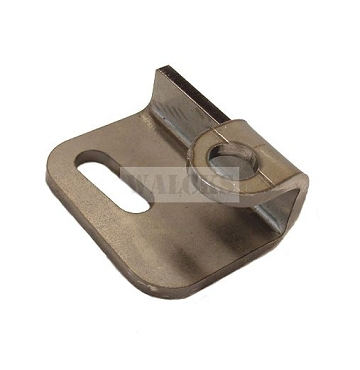 Tailgate Chain Body Bracket Right Side 1945-1975 CJ2A, CJ3A, CJ3B, DJ, CJ5, CJ6, M38