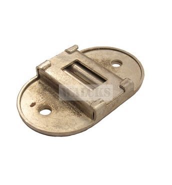 Clip Rear Seat Under Floor CJ2A, CJ3A, CJ3B, Station Wagon