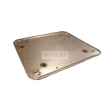 Seat Pan Left Or Right CJ2A, CJ3A, Early CJ3B 1945-1956