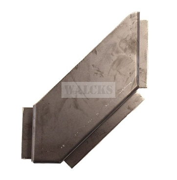 Bracket Top Bow Storage Bracket Rear CJ2A (Drivers Side)