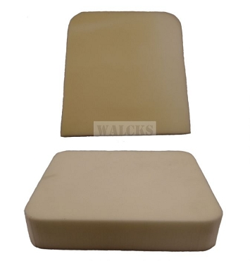 Front Seat Cushion Foam CJ3A, CJ3B 1949-1956