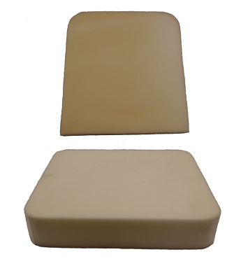 Front Seat Cushion Foam CJ2A 1945-1949