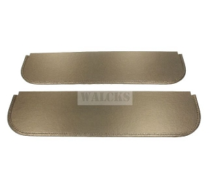 Sunvisor Cardboard Only Set Of Two 1948-1951 Jeepster
