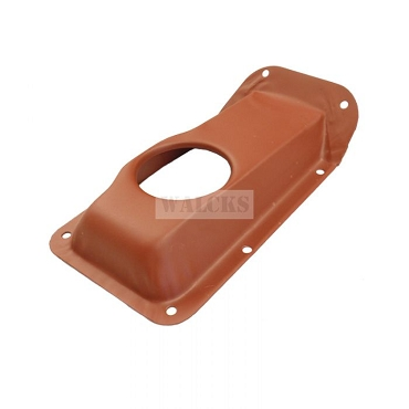 Transmission Floor Cover at Stick CJ Models, M38, M38A1
