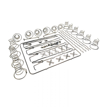 Lower Seat Spring Kit 59 Pc. 1957-1964 CJ3B & 1955-1964 CJ5, CJ6