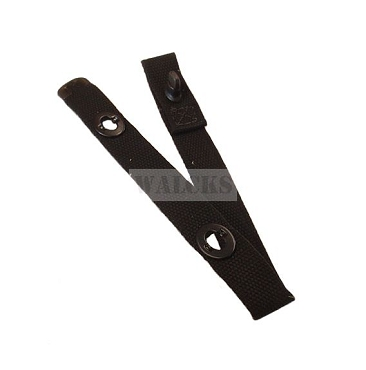 Windshield Strap Black CJ5, CJ6