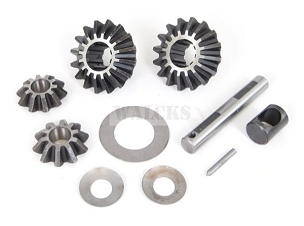 Differential Gear Set Early 10 Spline Model 41 & 44 Rear Axles