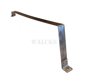 Strap Fuel Tank Hold Down CJ3B, CJ5, CJ6 Up To 1970