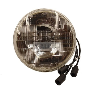 Sealed Beam Head Light Bulb 24 Volt M38, M38A1
