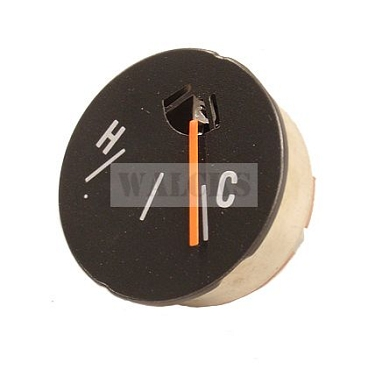 Temperature Gauge Dash Unit Replacement 1957-75 CJ5, CJ6 1957-64 CJ3B, Pick Up Truck, Station Wagon, Sedan Delivery, FC