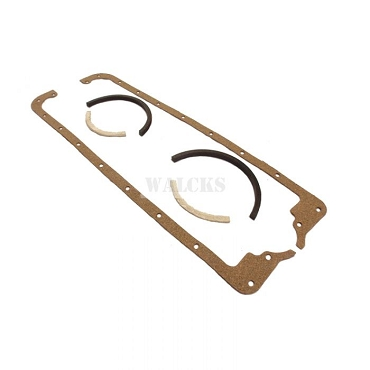 Gasket Oil Pan Early & Rear Seal 6-226 Super Hurricane