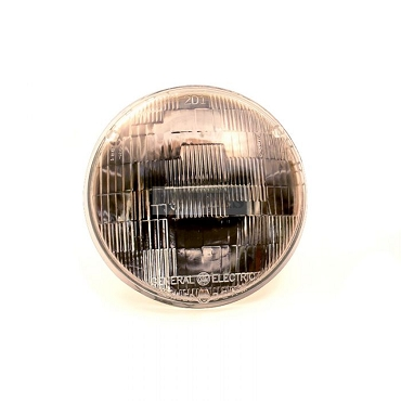 Sealed Beam Head Light Bulb 6 Volt